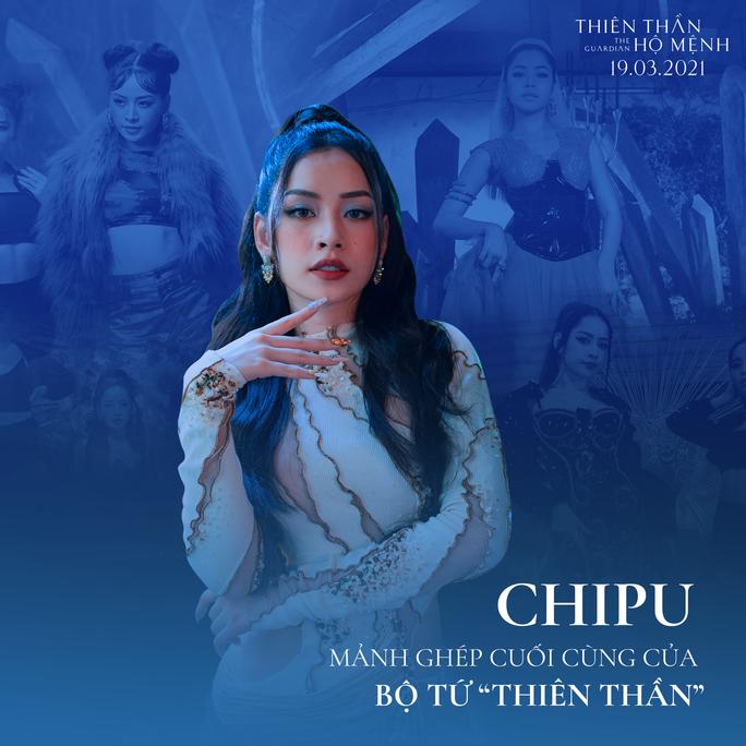 Chi Pu tham gia phim ma thuật, bùa ngải của Victor Vũ - Ảnh 1.