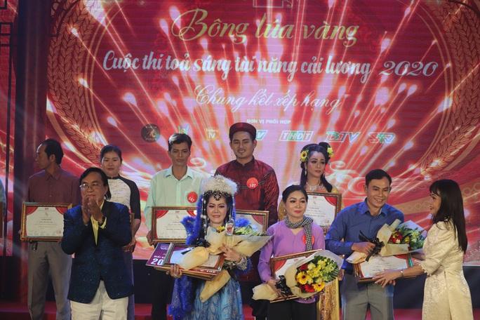 Nguyễn Thị Hàn Ni đoạt giải nhất cuộc thi Bông lúa vàng 2020 - Ảnh 2.