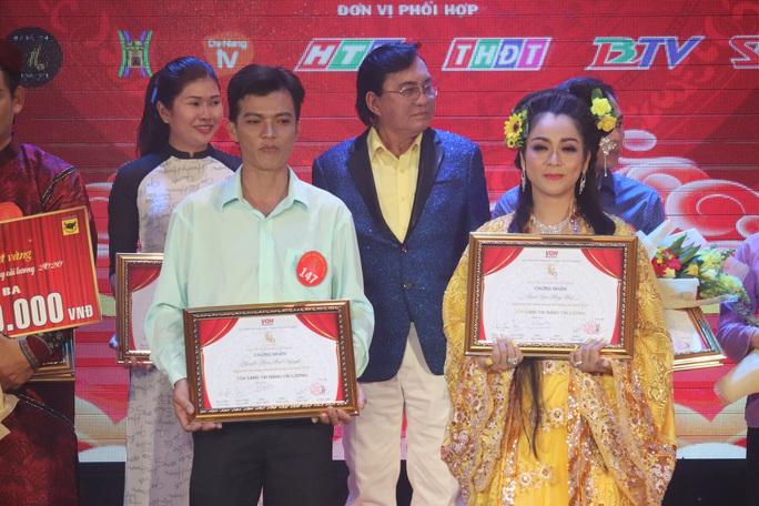 Nguyễn Thị Hàn Ni đoạt giải nhất cuộc thi Bông lúa vàng 2020 - Ảnh 1.
