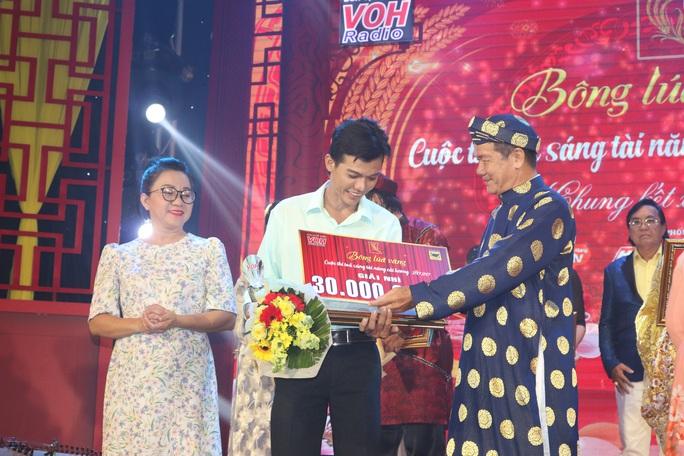 Nguyễn Thị Hàn Ni đoạt giải nhất cuộc thi Bông lúa vàng 2020 - Ảnh 3.