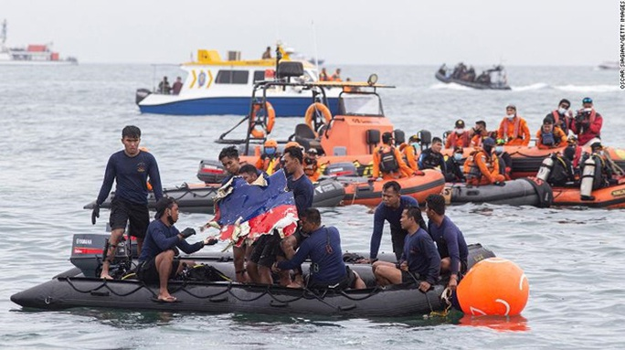 Nguyên nhân vụ máy bay Indonesia rơi sắp được hé lộ - Ảnh 2.