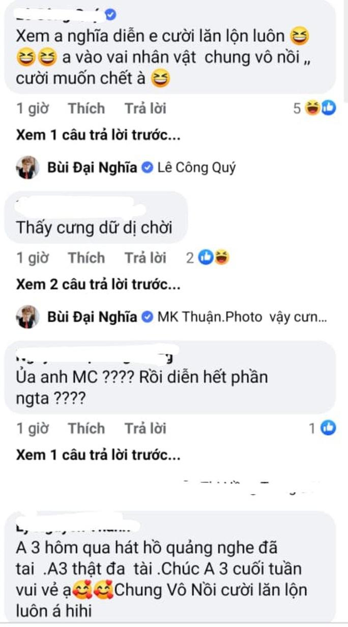 MC Đại Nghĩa giả gái cực chất - Ảnh 7.