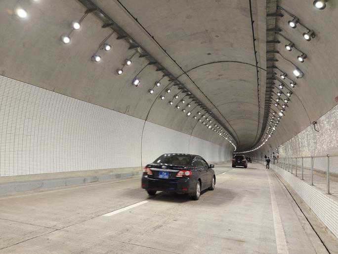 Khánh thành hầm đường bộ Hải Vân 2 dài nhất Đông Nam Á - Ảnh 5.