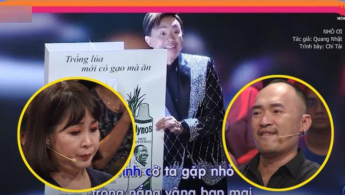 Nghệ sĩ Chí Tài xuất hiện trong Ký ức vui vẻ,  nhiều người rơi nước mắt - Ảnh 1.