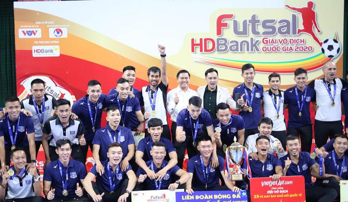 Những đóng góp thầm lặng cho thành công của futsal Việt Nam - Ảnh 2.