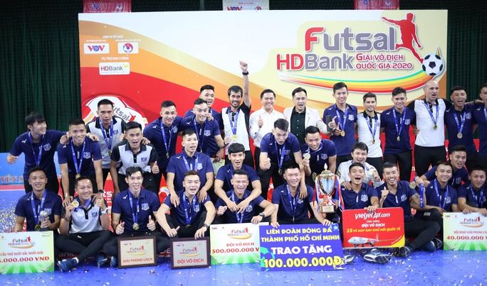 Thái Sơn Nam được đề cử giải thưởng futsal danh giá thế giới - Ảnh 2.