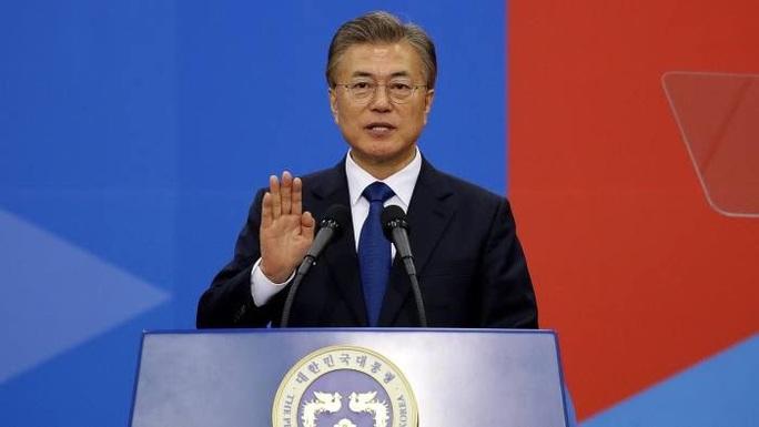 Tổng thống Hàn Quốc khen BTS, Blackpink, phim Ký sinh trùng - Ảnh 1.