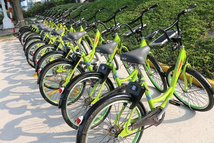 Đề xuất cho Công ty Trí Nam triển khai xe đạp công cộng ở trung tâm TP HCM - Ảnh 1.