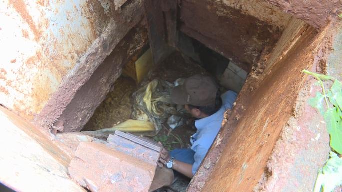 Siêu trộm có 2 căn hầm trú ẩn và 4 khẩu súng bị khởi tố 4 tội danh - Ảnh 1.