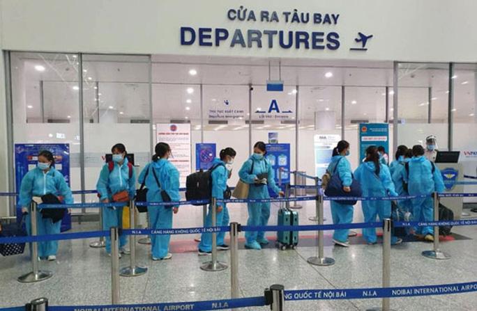 Bảo đảm quyền lợi lao động Việt Nam ở nước ngoài - Ảnh 1.