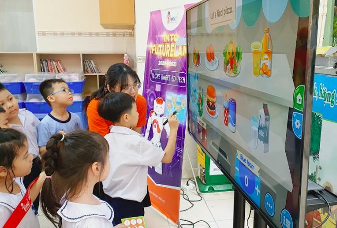 Công bố chương trình hỗ trợ toàn diện giáo viên tiếng Anh - Ảnh 1.
