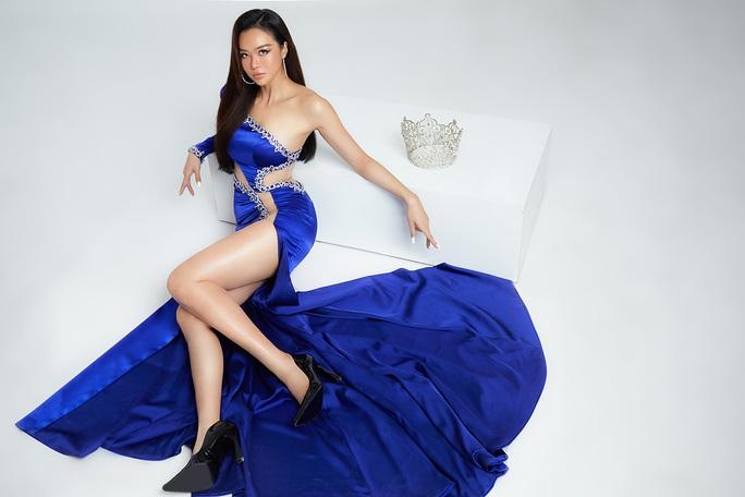 Hoa hậu Kiều Ngân tung bộ ảnh sexy - Ảnh 4.
