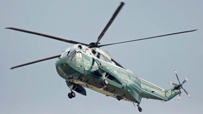 Nhiều trực thăng Marine One gây náo động gần dinh Phó Tổng thống Pence - Ảnh 2.