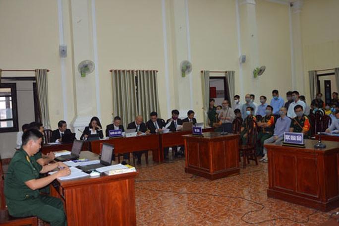 Xét xử vụ án tại Tổng Công ty Xây dựng Lũng Lô: Lê Quang Hiếu Hùng đối diện 30 năm tù - Ảnh 1.