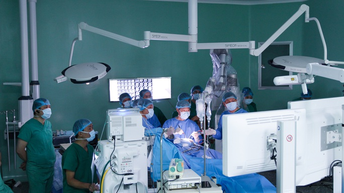 Bệnh viện Nhân Dân 115 TP HCM: Mở rộng bản đồ y học Việt ra thế giới - Ảnh 1.