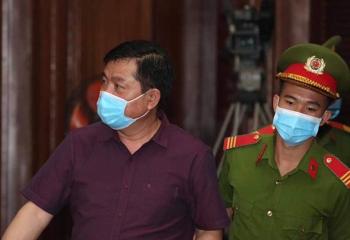 Ông Đinh La Thăng và ông Nguyễn Hồng Trường không kháng cáo bản án của TAND TP HCM - Ảnh 2.