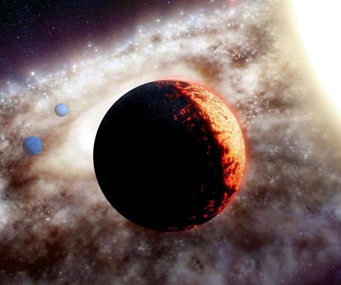 Hành tinh già nhất vũ trụ là phiên bản quái vật của Trái Đất - Ảnh 1.