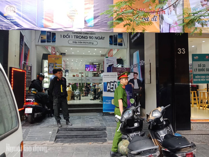 Công ty Nhật Cường tuồn lô hàng lậu gần 900 tỉ đồng qua sân bay Nội Bài - Ảnh 1.