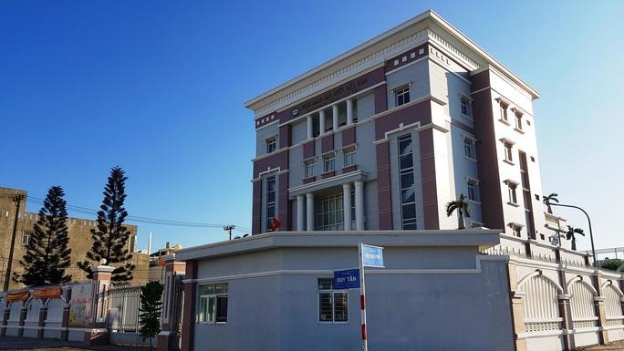 Khởi tố vụ án tại Ngân hàng Nhà nước Chi nhánh Phú Yên  - Ảnh 1.