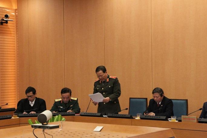 Hàng chục người Trung Quốc nhập cảnh trái phép vào Hà Nội - Ảnh 2.