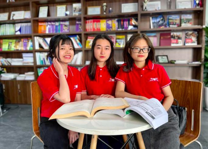 Trường CĐ Kinh tế - Kỹ thuật Hà Nội được đầu tư triệu USD - Ảnh 1.