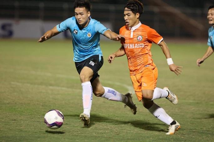 Chảo lửa Thiên Trường mở hội đón Hà Nội FC - Ảnh 1.