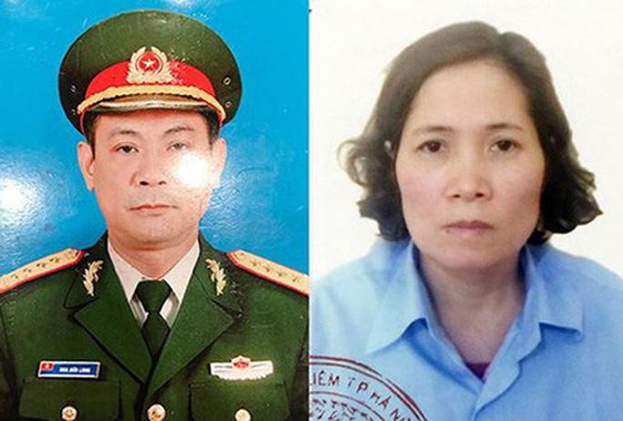 Vợ chồng thiếu tướng Tổng cục II rởm lừa đảo gần 100 tỉ đồng - Ảnh 1.