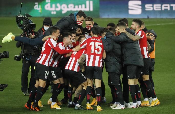 Thua thảm Bilbao, Real Madrid bị loại ở bán kết Siêu cúp Tây Ban Nha - Ảnh 7.