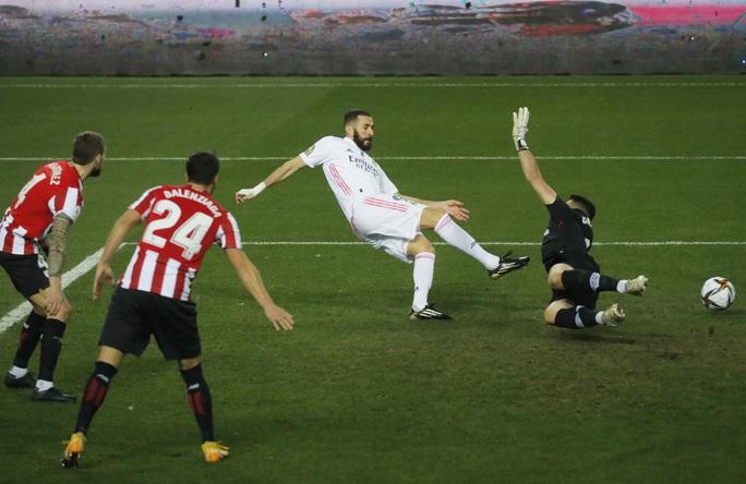 Thua thảm Bilbao, Real Madrid bị loại ở bán kết Siêu cúp Tây Ban Nha - Ảnh 6.