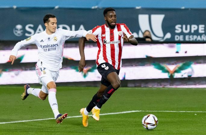 Thua thảm Bilbao, Real Madrid bị loại ở bán kết Siêu cúp Tây Ban Nha - Ảnh 3.