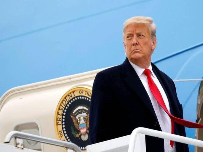 Ngoại trưởng Pompeo bảo vệ Tổng thống Trump đến phút chót? - Ảnh 3.