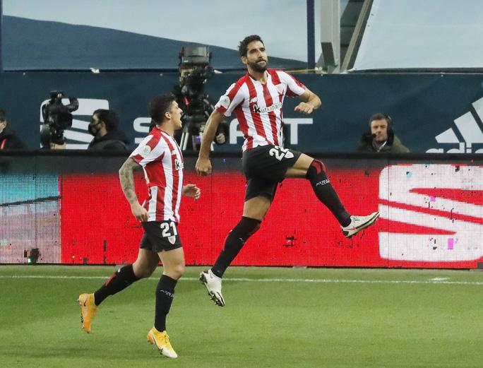 Thua thảm Bilbao, Real Madrid bị loại ở bán kết Siêu cúp Tây Ban Nha - Ảnh 5.