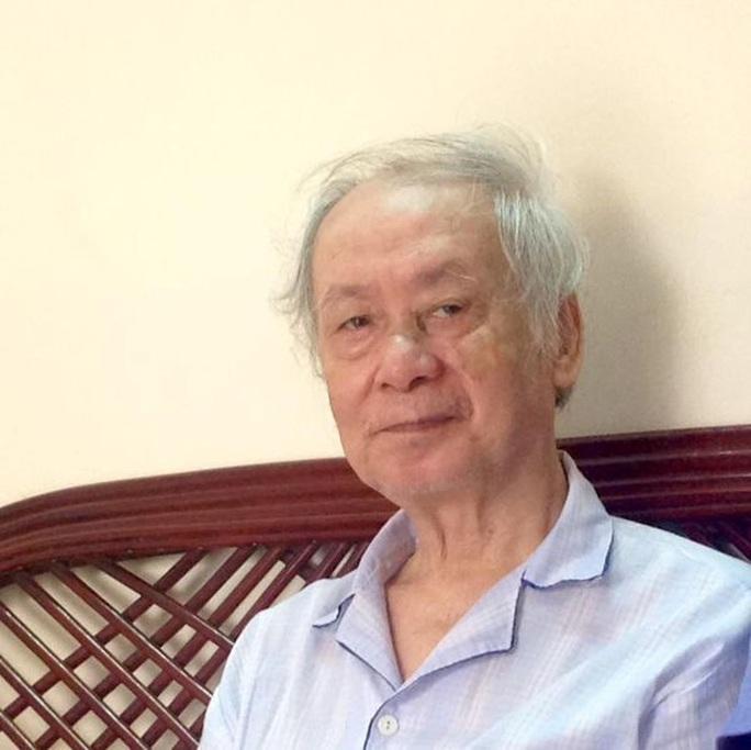 Mai vàng nhân ái thăm nhà thơ Trúc Thông và nhạc sĩ Trọng Bằng - Ảnh 2.