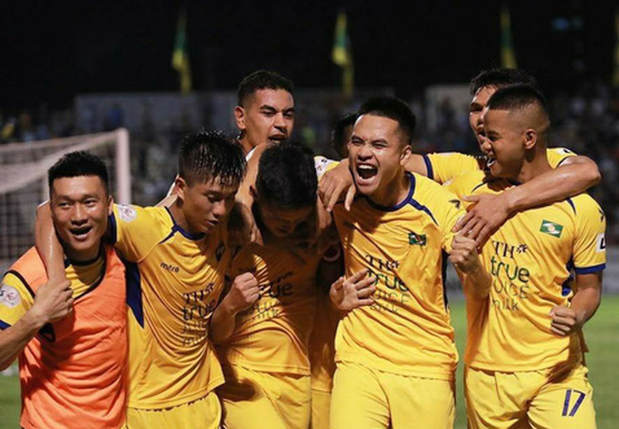 V-League 2021: Tân binh Topenland Bình Định bị cầm hòa đáng tiếc - Ảnh 2.