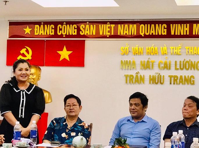 Sau giải Mai Vàng, Tú Sương, Võ Minh Lâm háo hức với vở Nàng Xê Đa - Ảnh 5.