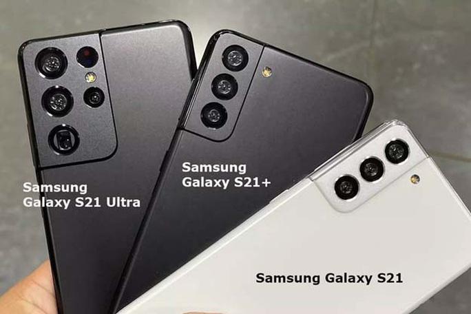 Samsung ra mắt dòng smartphone Galaxy S21 series - Ảnh 1.