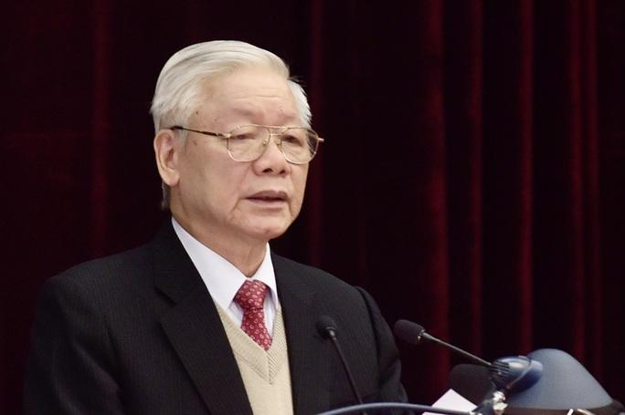 Trung ương xem xét, đề cử nhân sự 4 chức danh lãnh đạo chủ chốt khóa XIII - Ảnh 1.
