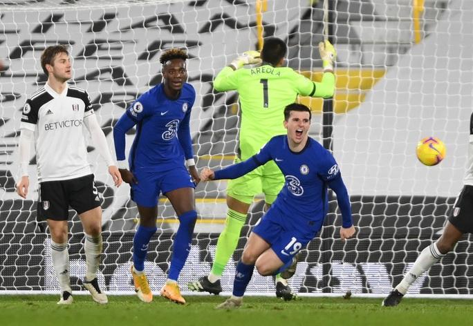 Ghi bàn trận derby, sao trẻ Chelsea cứu ghế HLV Lampard - Ảnh 5.