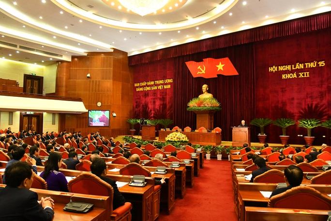 Trung ương Đảng thông qua danh sách trường hợp đặc biệt tái cử Bộ Chính trị, nhân sự chủ chốt khóa XIII - Ảnh 1.