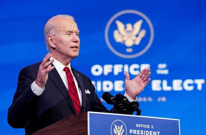 Kế hoạch đặc biệt của ông Joe Biden ngay ngày đầu nắm quyền - Ảnh 1.