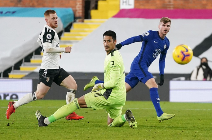 Ghi bàn trận derby, sao trẻ Chelsea cứu ghế HLV Lampard - Ảnh 6.