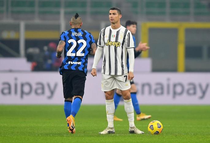 Ronaldo bất lực trong trận thua chủ nhà Inter Milan - Ảnh 3.