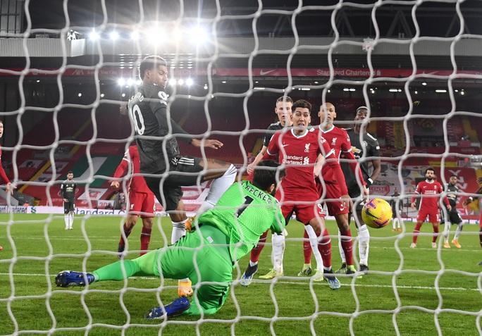 Man United cầm chân Liverpool, HLV Klopp tiếc ngôi đầu - Ảnh 5.