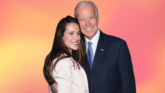 Ông Biden và các thành viên đệ nhất gia đình Mỹ tương lai - Ảnh 4.