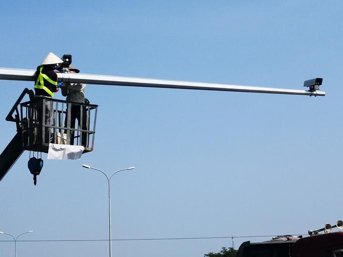 NÓNG: Mắt thần trải khắp trên Quốc lộ 51 đoạn qua Bà Rịa - Vũng Tàu - Ảnh 1.