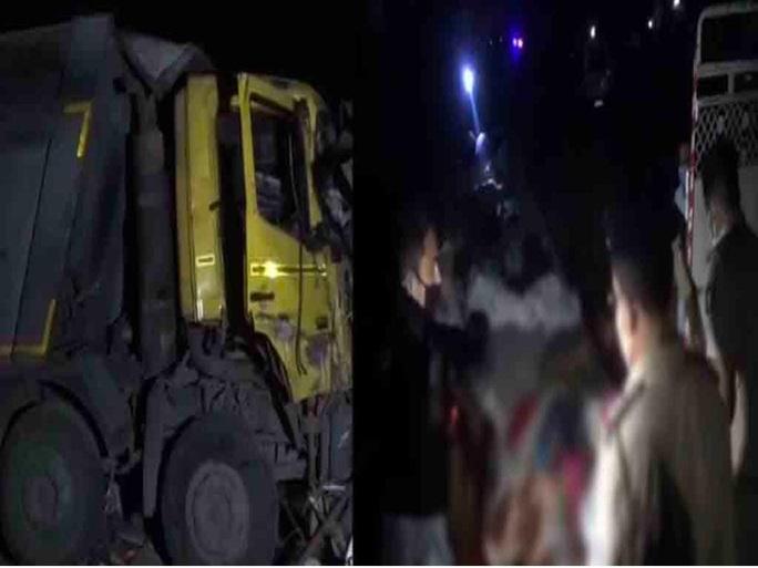 Đang nằm ngủ, 15 người bị xe ben cán chết - Ảnh 3.