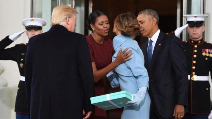 CNN: Vợ chồng ông Trump sẽ phá lệ vào ngày nhậm chức 20-1 - Ảnh 1.