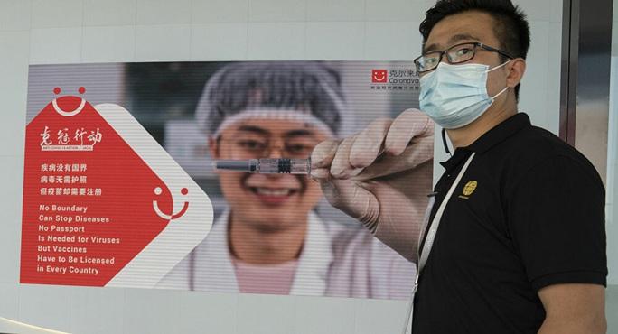 """Nga công bố vắc-xin Covid-19 """"đạt hiệu quả 100%"""" - Ảnh 2."""