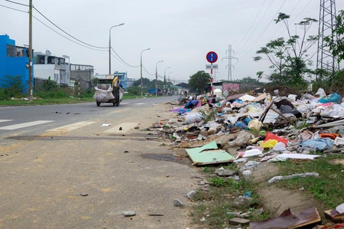 Thành phố xanh - sạch - đẹp... quá nhiều rác! - Ảnh 1.