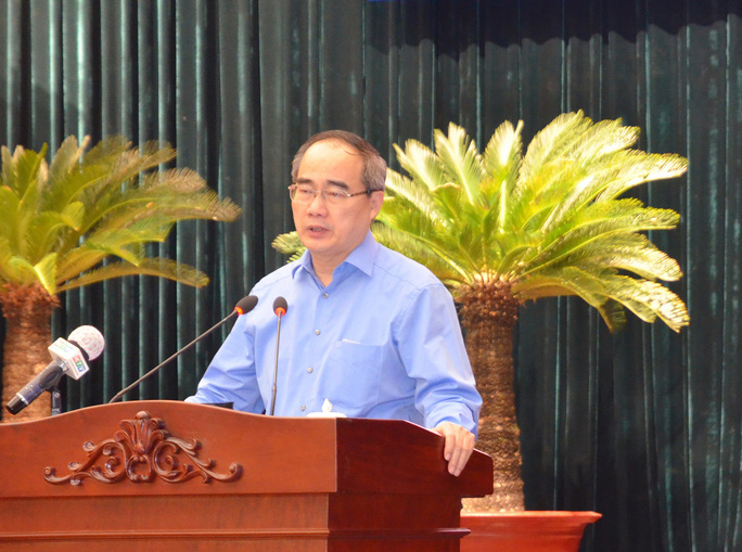 Ông Nguyễn Thiện Nhân nói gì khi tham dự hội nghị về TP Thủ Đức? - Ảnh 1.